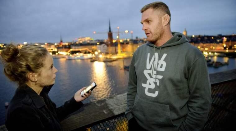 LÄGGER AV. Den svenske världsstjärnan Jörgen Kruth meddelade i går att han slutar med kampsporten. Den flerfaldige välrdsmästaren säger att han inte längre har motivation att tävla och träna. Foto: Jens L'Estrade