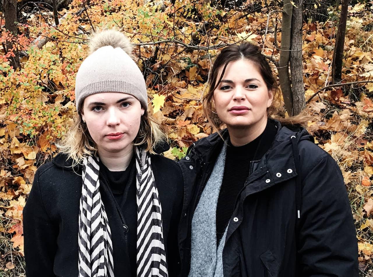 Johanna Karlsson & Anna-Karin Nilsson