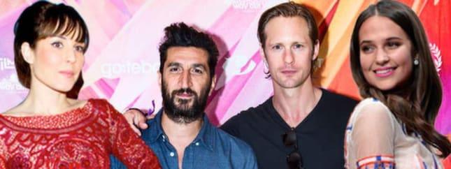 Noomi Rapace, Fares Fares, Alexander Skarsgård och Alicia Vikander är några av svenskarna som nu får allt tyngre filmroller i Hollywood.
