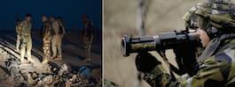 Svenska vapen i kriget mot IS
