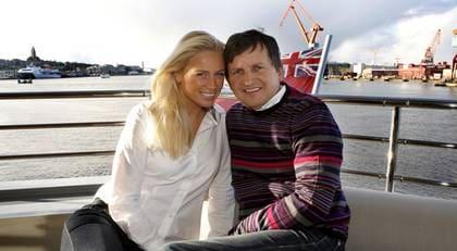 gift slampa liten i Göteborg