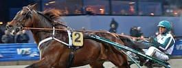 Maharajah blev årets häst på Hästgalan