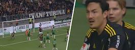 AIK:s ilska – efter bortdömda målet