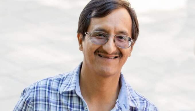 Angel Villaverde, 52, är gruppledare för Miljöpartiet kommunfullmäktige i Sundsvall och språkrör för partiet i Västernorrland. Foto: Miljöpartiet