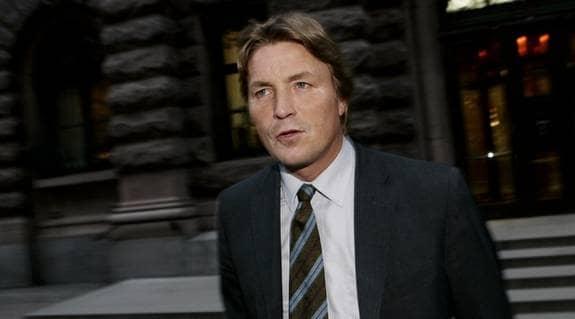 Thomas Bodström. Foto: Olle Sporrong