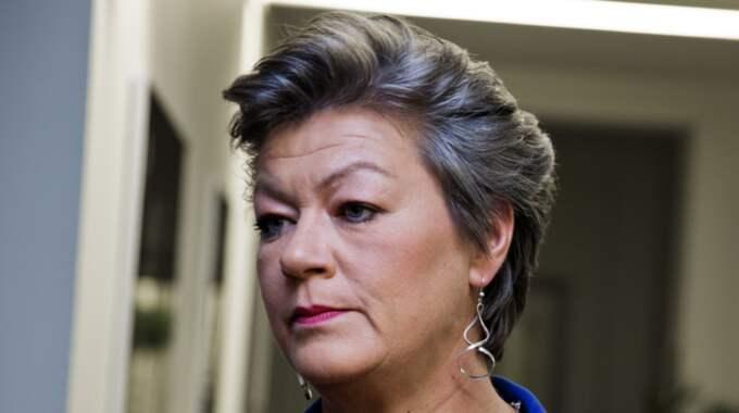Med sin nya roll kan Ylva Johansson (S) ta politiska initiativ som ligger på andra ministrars område. Foto: Lisa Mattisson Exp