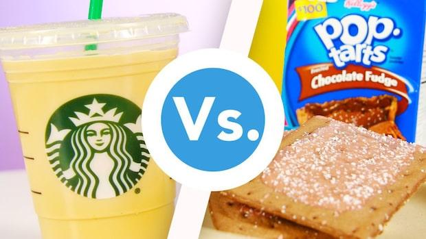 Testa dig själv: Vet du vilken grej som har mest socker i sig?