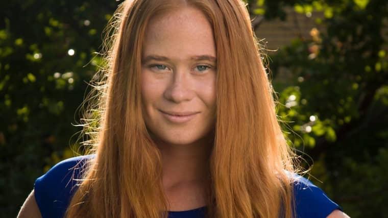 Jessica Schedvin, lärarstudent.