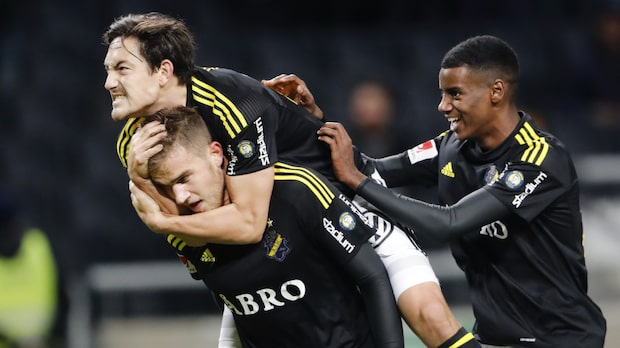 """2-1 AIK: """"Ett klassmål"""""""