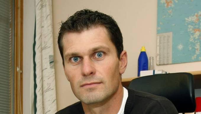 Magnus Lindegren. Foto: Jan Wiriden
