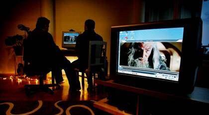 Ipredlagen är tänkt att stoppa illegala fildelare och ge skiv- och filmbolag möjlighet att själva jaga piratkopierare. Foto: Magnus Jönsson
