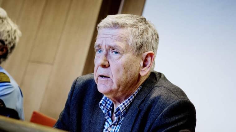 Sven Ahlbin, tidigare polischef, vill utreda möjligheten till anonyma vittnesmål. Foto: Anna Svanberg