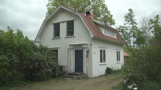 Olle Ljungströms hus till salu