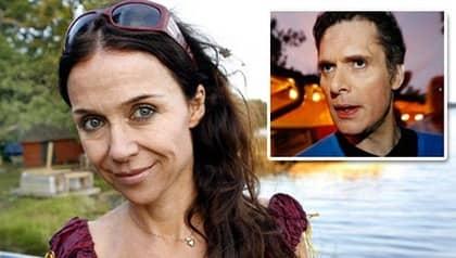 Annika talar för första gången ut om relationen med ex-pojkvännen Thorsten Flinck. Foto: EXPRESSEN