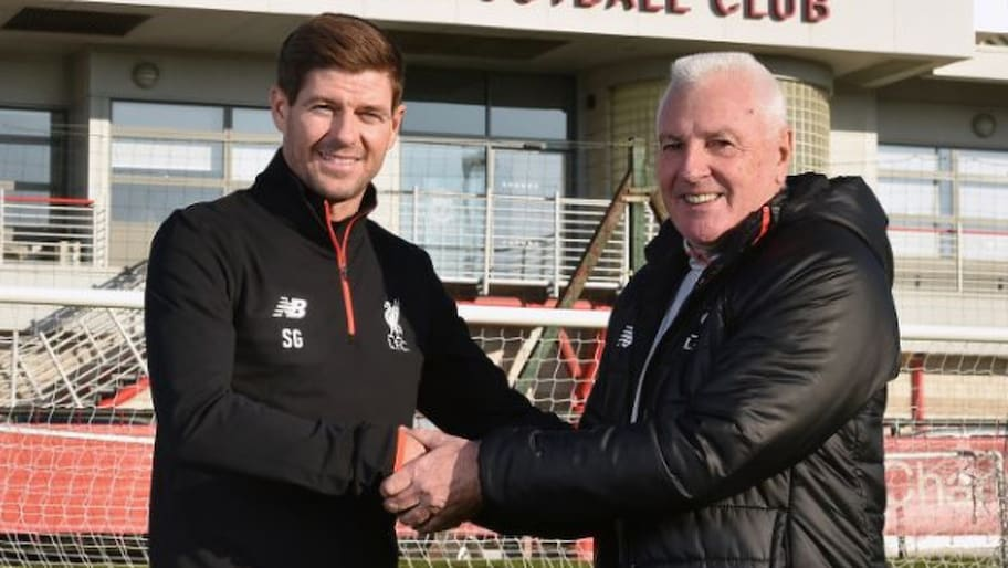 Klart: Steven Gerrard tillbaka i Liverpool