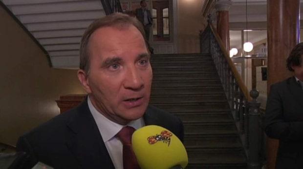 Stefan Löfven: En intressant duell