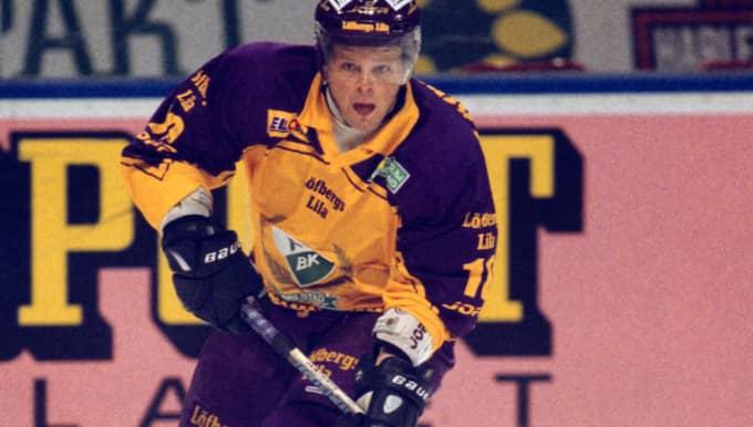 I Färjestad vann Marko Jantunen sitt enda SM-guld. Foto: Sören Andersson