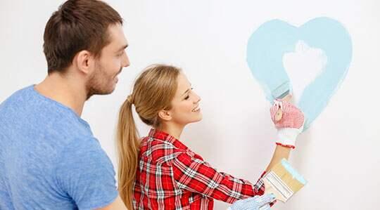 Måla om u2013 10 tips när du ska måla väggar hemma Leva& bo