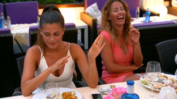 """Piken mot Bianca – för att hon kom tvåa i """"Let's dance"""""""