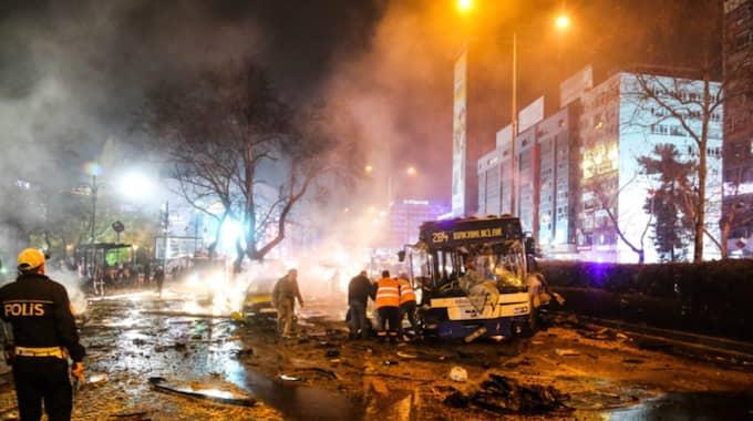 En domstol i Ankara kräver förbud mot Facebook och Twitter i Ankara. Foto: Getty Images