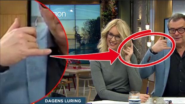 Klantiga missen i TV4: Vi blev lurade om den