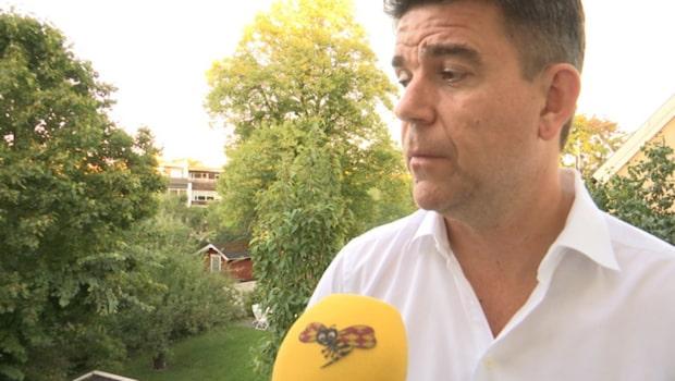 """Ekwall tvingas bort från TV4: """"Hade velat sluta själv"""""""