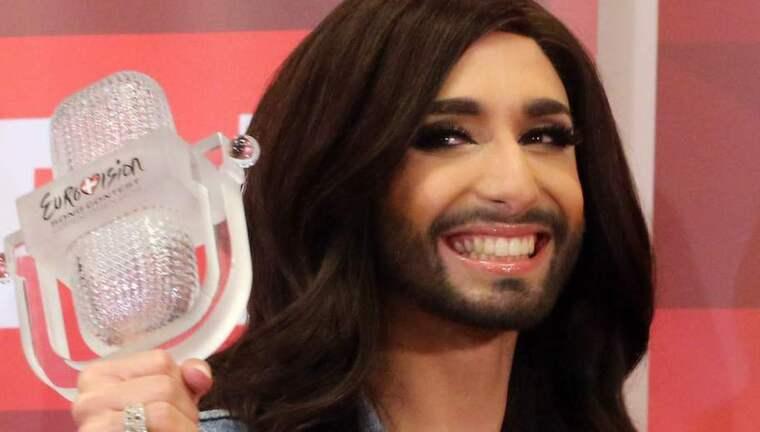 Det var lördagen den 10 maj 2014 som en hel värld fick upp ögonen för artisten Conchita Wurst som samma kväll tog hem segern i Eurovision Song Contest i Köpenhamn. Foto: Ronald Zak