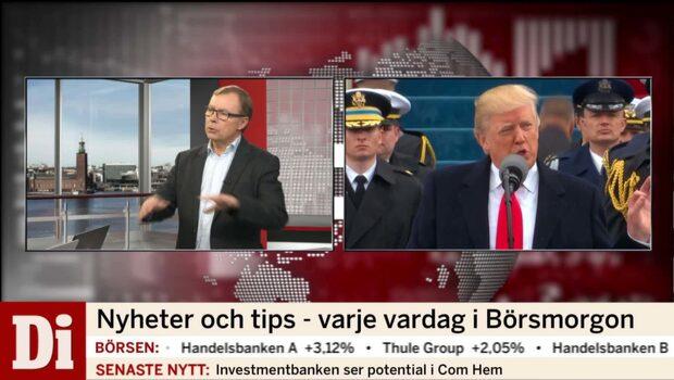 Peter Malmqvist: Så anpassar sig företagen efter Trump