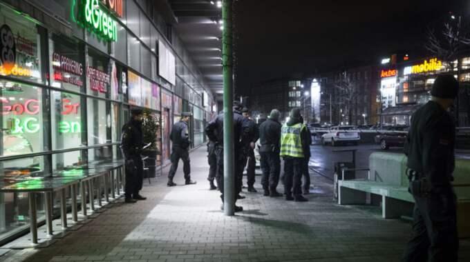 Polisen I Malm Befarar En Ny V Ldsv G Kv Llsposten