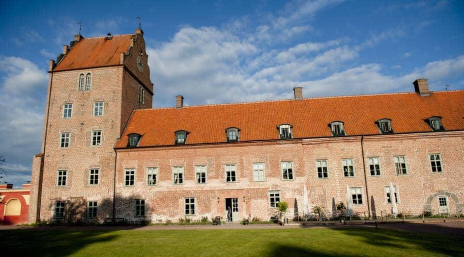 Här på Bäckaskog slott i närheten av Kristianstad möts stjärnorna. Foto: Izabelle Nordfjell