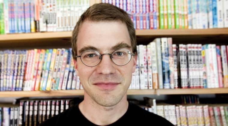 Simon Lundström. Foto: Jens Eriksson