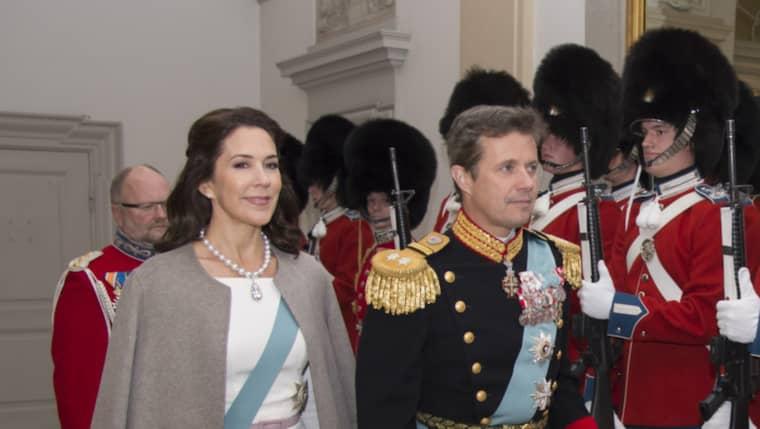 Nu kritiseras Danmarks kronprins Frederik för sitt stundande besök i Saudiarabien. Foto: Tim Rooke/Rex/Shutterstock