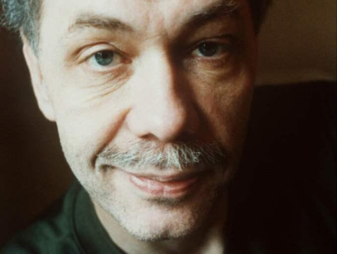 Kjell Alinge. Foto: Susanne Walström