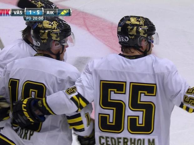 AIK krossade Västervik