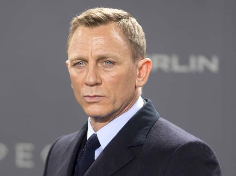 Daniel Craig slutar som James Bond, enligt uppgifter. Foto: Dave Bedrosian