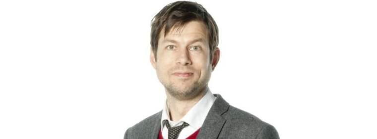 Expressens krönikör, Niklas Orrenius.