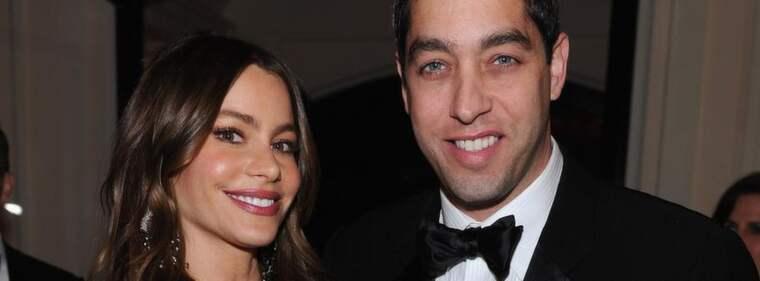 Sofia Vergara och Nick Loeb. Nu skriver New York Post att parets förhållande är över. Foto: Dimitrios Kambouris/Vf12