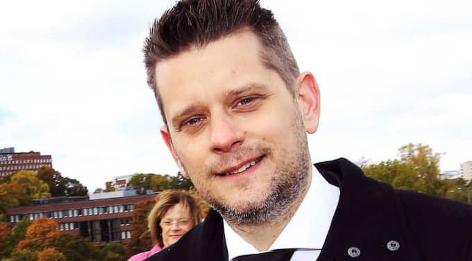 Marcus Birro. Foto: Cornelia Nordström