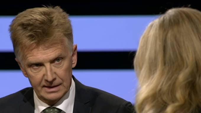 Anders Danielsson, generaldirektör Migrationsverket Foto: SVT