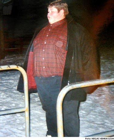 flickvän gått upp i vikt Alingsås