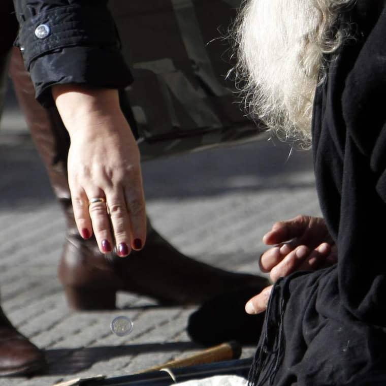 HISTORISK TRAGEDI. Sedan finanskraschen 2008 har Grekland sjunkit djupt, medan andra klarat sig bättre. Foto: Nikolas Giakoumidis