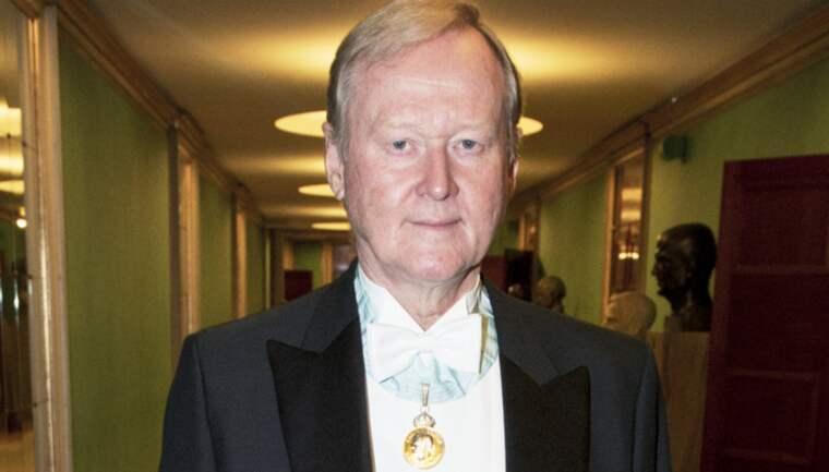 Leif Östling, tillträdande ordförande för Svenskt Näringsliv, går på LO:s linje. Foto: Olle Sporrong