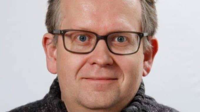 Jörgen Lundälv, docent i trafikmedicin vid Umeå universitet, menar att påkörningen i Landskrona är helt unik. Foto: GÖTEBORGS UNIVERSITET