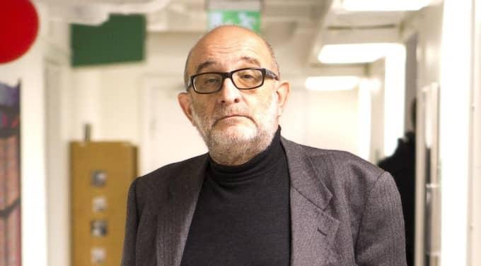 Jerry Sarnecki, professor i allmän kriminologi. Foto: Ylwa Yngvesson
