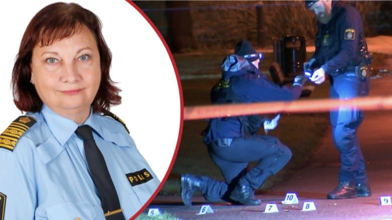 Polischefen petad - får behålla miljonlönen