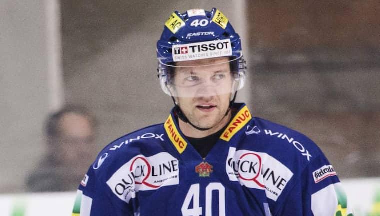 Pär Arlbrandt flyttar hem till Sverige nästa säsong – men nobbas av Linköping Foto: Nils Petter Nilsson
