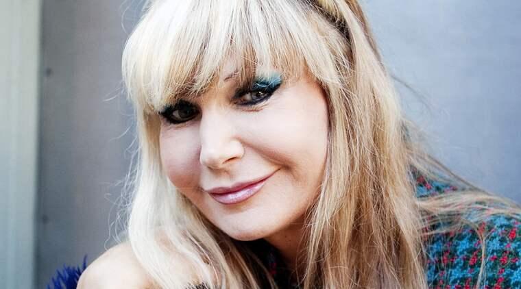 """Unni Drougge är författare och debattör. Hennes senaste roman """"Bluffen"""" gavs ut 2010. Foto: Maria Hansson"""