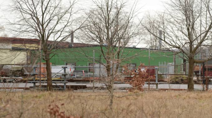 Cobra MC i Sjöbo hyr en samlingslokal i ett industriområde av Sjöbo kommun.