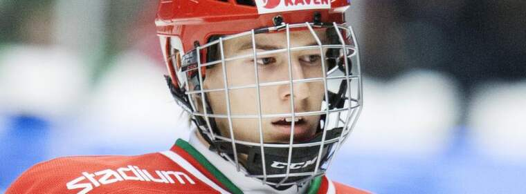 17-årige Robert Hägg. Foto: Michael Berggren