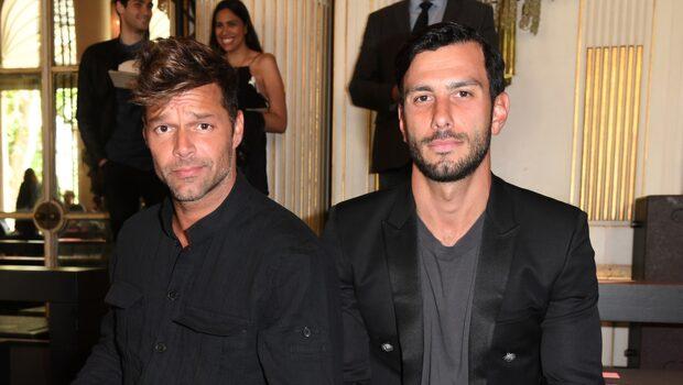 Ricky Martin och hans svenske pojkvän har gift sig i hemlighet